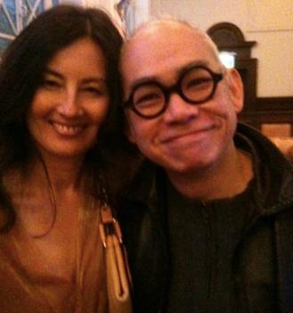 Marina and Private Media Director Chong Wengho